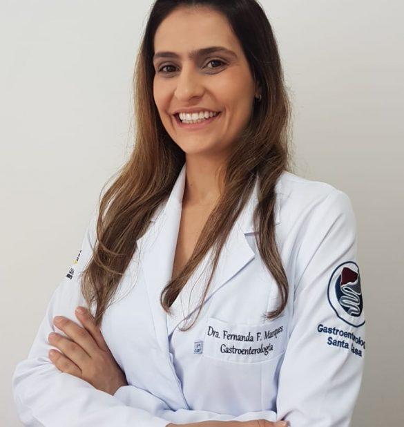 Fernanda Marques Gastroenterologista Clínica Dr Pronto